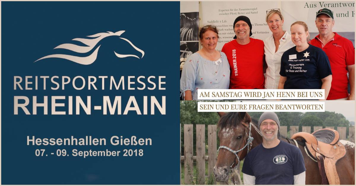 Rhein-Main-Messe Reitsportmesse Hessenhallen Gießen