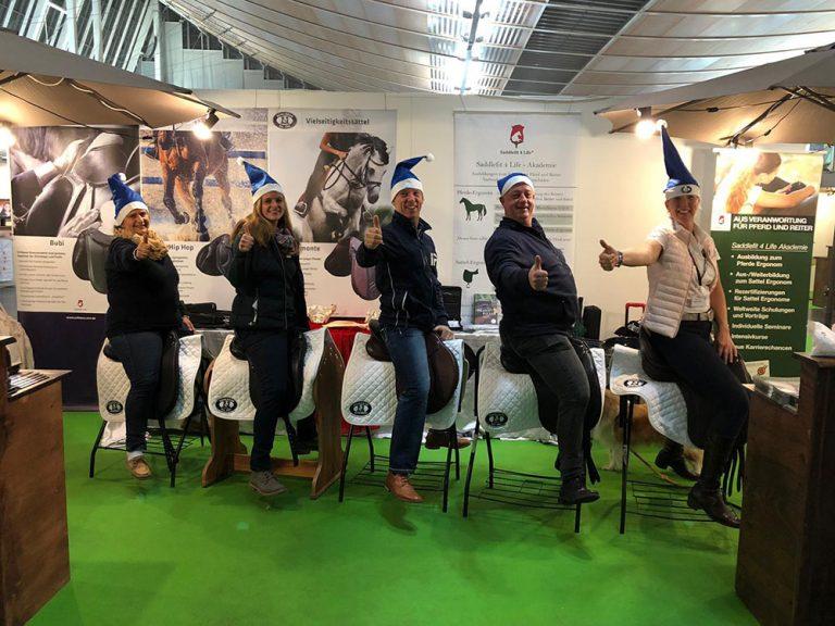 Messe Hannover Jagd & Pferd 2018