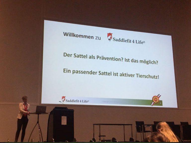 Messe Hannover Jagd & Pferd 2018 Vortrag Katja Lange